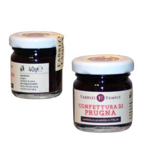 Confettura di Prugna 40gr