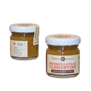 Marmellata di Clementine 40gr