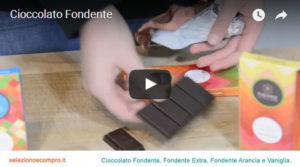video cioccolato fondente